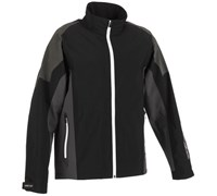 Galvin Green Mens Atos Gore-Tex Waterproof Jacket (Black/Gunmetal)