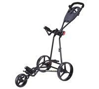 Big Max Autofold Push Trolley 2013 (Black)