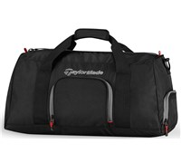 TaylorMade Players Duffel Bag (Black)