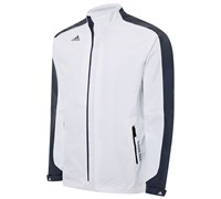 Adidas Mens Climaproof Gore-Tex 3-Stripes Jacket 2014 (White/Onix)