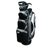 Longridge Eze Kaddy Aqua Cart Bag 2014 (Black/White)