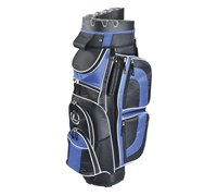 Longridge Kaddy Pro Cart Bag (Black/Navy)
