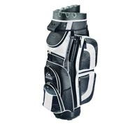 Longridge Kaddy Pro Cart Bag (Black/White)