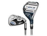 Cobra Baffler XL Hybrid Combo Iron Set (Steel/Graphite) 2014