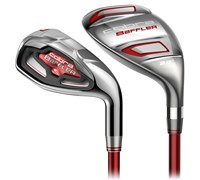 Cobra Baffler Hybrid Combo Iron Set 2013  Steel/Graphite