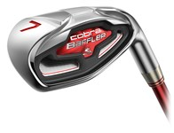 Cobra Baffler Irons (Steel Shaft) 2013