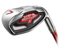 Cobra Baffler Irons 2013  Steel Shaft
