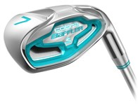 Cobra Ladies Baffler Irons (Graphite Shaft) 2013