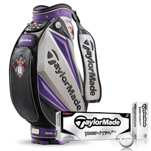 Win a Limited Edition Championship Staff Bag and 6 Dozen Penta TP5 Balls