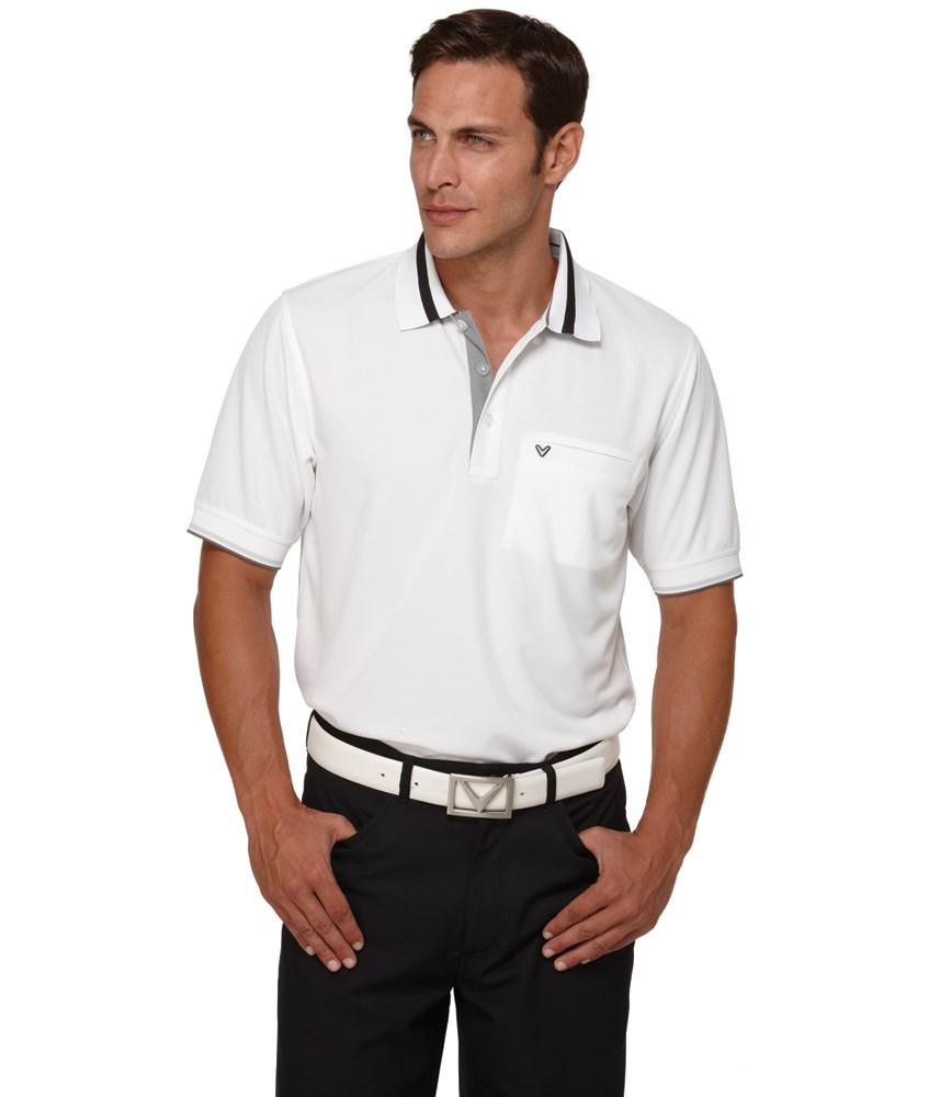 Callaway Mens Pocket Polo Shirt Golfonline