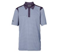 Callaway Golf Mens Reinhardt Stripe Polo Shirt 2013 (Riviera)