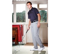 Stromberg Belek Tour Edition Golf Trouser 2014 (Light Grey/Black)