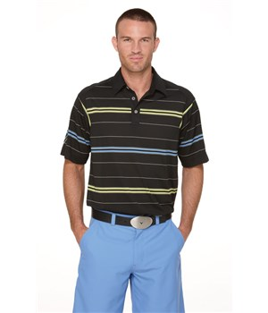 Callaway Mens Turf Stripe Polo 2012