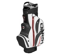 Sun Mountain H2NO Staff Cart Bag 2014 (Black/White/Red)