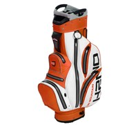 Sun Mountain H2NO Staff Cart Bag 2014 (Orange/White)