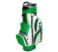 Sun Mountain H2NO Staff Cart Bag 2014 (Lime/White)