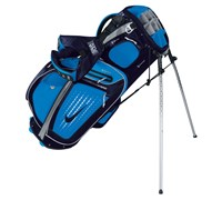 Nike Performance Hybrid Carry Stand Bag 2014 (Blackened Blue/Photo Blue)
