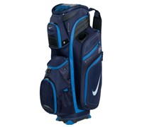 Nike M9 II Golf Cart Bag (Blackened Blue/White-Photo Blue)