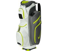 Nike M9 II Golf Cart Bag (Dark Grey/Green)