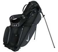 Nike Air Sport Golf Stand Bag 2015 (Black/Silver/Grey)