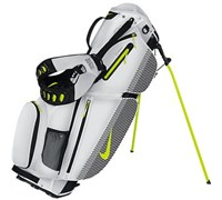 Nike Golf Air Sport Stand Bag 2014 (White/Green/Black)