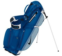 Nike Air Sport Golf Stand Bag 2015 (Military Blue/White)