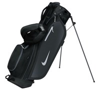 Nike Golf Sport Lite Stand Bag 2014 (Black/Silver-Anthracite)