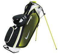 Nike Golf Sport Lite Stand Bag 2014 (White/Green/Black)