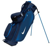 Nike Golf Sport Lite Stand Bag 2014 (Midnight Navy/White/Blue)