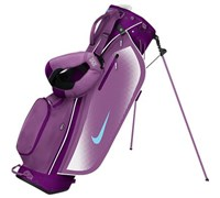 Nike Ladies Sport Lite Stand Bag 2014 (White/Grape)