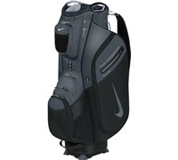 Nike Performance II Golf Cart Bag 2014 (Black/Dark Grey)