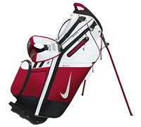 Nike Air Hybrid Stand Bag 2015 (White/Silver/Varsity Red)