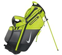 Nike Air Hybrid Stand Bag 2015 (Volt/Dark Grey)