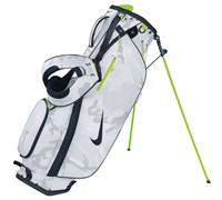 Nike Sport Lite Golf Stand Bag (White/Camo)