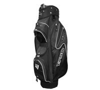 Masters T-750 Golf Trolley Cart Bag 2014 (Black)