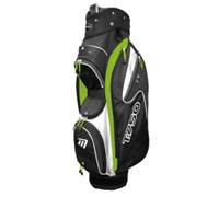 Masters T-750 Golf Trolley Cart Bag 2014 (Black/Green/White)