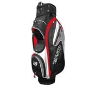 Masters T-750 Golf Trolley Cart Bag 2014 (Black/Red/White)