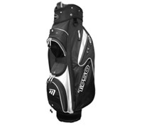 Masters T-750 Golf Trolley Cart Bag 2014 (Black/White)