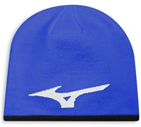 Mizuno 360 Reversible Beanie Hat (Blue)