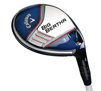 Callaway Ladies Big Bertha Fairway Wood