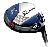 Callaway Ladies Big Bertha Driver