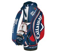 Callaway Big Bertha Tour Authentic Staff Bag 2014 (Black/Red)