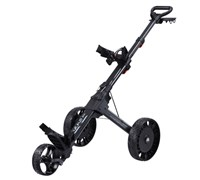 Big Max Nano Plus Electric Golf Trolley (Black/Charcoal)