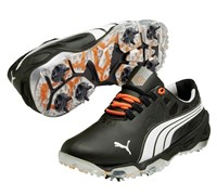 Puma Golf Mens BiO Fusion Golf Shoes 2014 (Black/White)