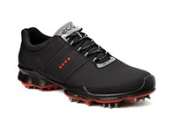 Ecco Mens Biom Golf Shoes (Black/Fire) 2014