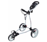 Big Max Blade Push Trolley 2013 (White)