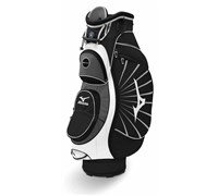 Mizuno Aerolite Cart Bag 2014 (Black/White)