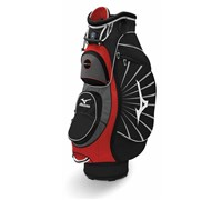 Mizuno Aerolite Cart Bag 2014 (Black/Fire)