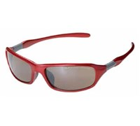 Sunwise Bora Sunglasses (Red)