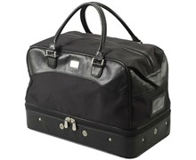 Stewart Golf Boston Bag (Black)